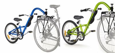 Cammellino traino per bici  Ruota 20