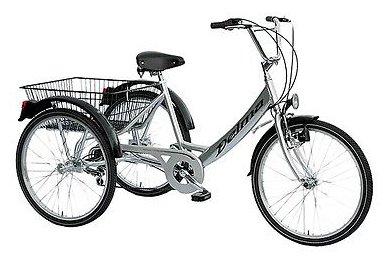 Triciclo Adulti Unisex