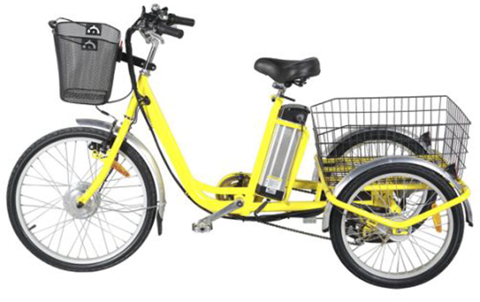 triciclo-elettrico